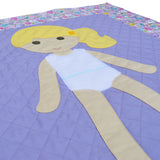 Paper Doll Blanket - Customize - Josiane