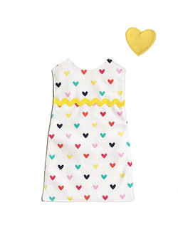 Outfit - Hearts Dress