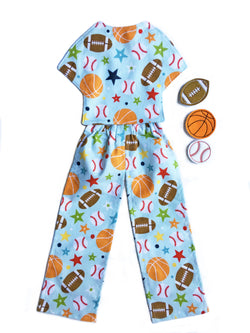 Outfit - Sports Pajama