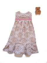Outfit - Teddy Bear Nightgown