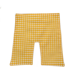 Separates - Yellow Gingham Shorts