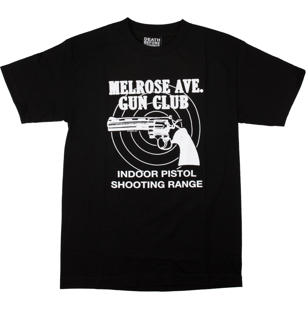 Melrose Gun Club shirt