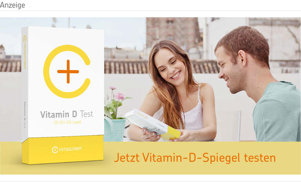 cerascreen Vitamin-D-Test