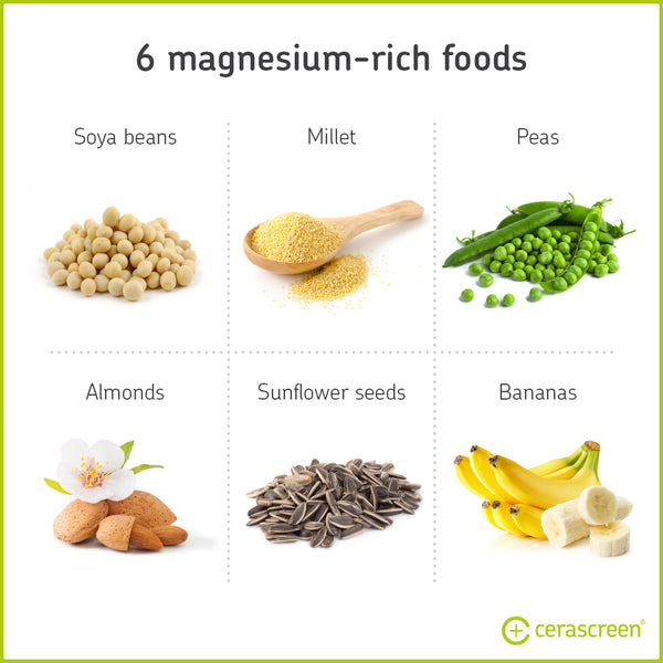 What are magnesium-rich foods