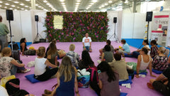 Talk at Allergy & Free From Show London 2017