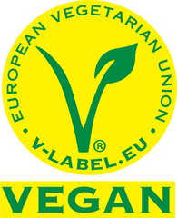 Vegan-Label der European Vegetarian Union