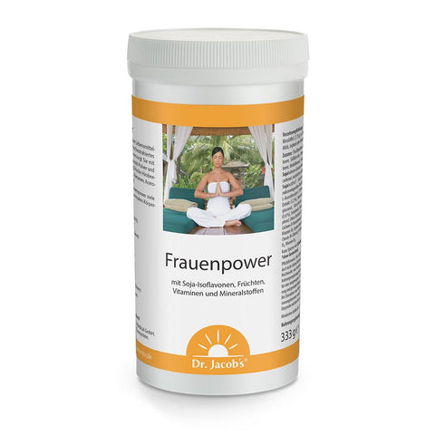 Dr. Jacobs Frauenpower - 333 g
