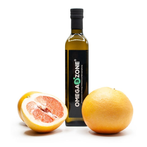 Omega 3 Öl - Grapefruit - 500 ml
