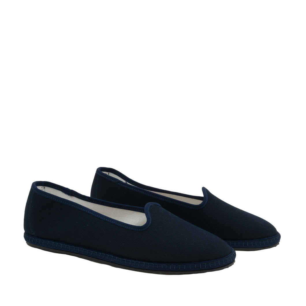 Vibi Venezia Venetian Slippers - Midnight, Navy