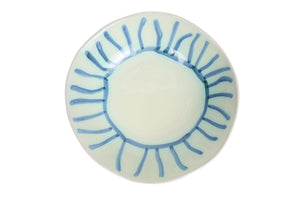 Apulian Bowl, Blue