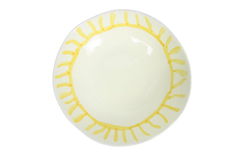 Apulian Bowl, Yellow
