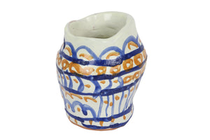 Apulian Small basket bowl