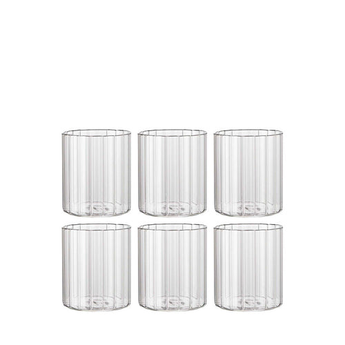 Water tumblers, set of 6 by Bitossi