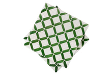 Load image into Gallery viewer, Apulian Green coaster tile