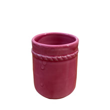 Load image into Gallery viewer, Ceramic cup - pink, Puglia, Italy