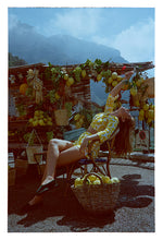 Load image into Gallery viewer, Joanne Positano Shorts - Limone