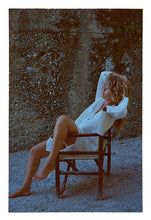 Load image into Gallery viewer, ALEX AND TRAHANAS X MASSERIA MOROSETA, La Piscina Dress - white