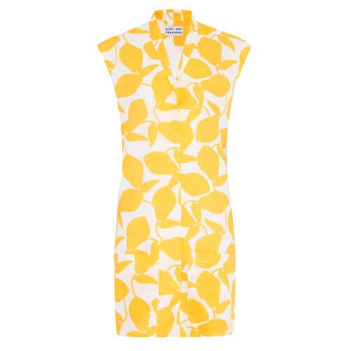 Aperitivo dress - Amalfi Limone