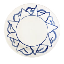 Load image into Gallery viewer, Apulian Large Plate, Blue 32cm - various patterns