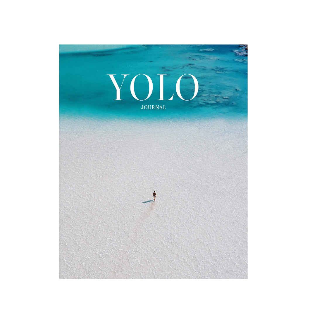 PRE-ORDER: YOLO Journal Summer Issue #4 - arriving mid July
