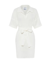Load image into Gallery viewer, ALEX AND TRAHANAS X MASSERIA MOROSETA, Giorgia Dress - white