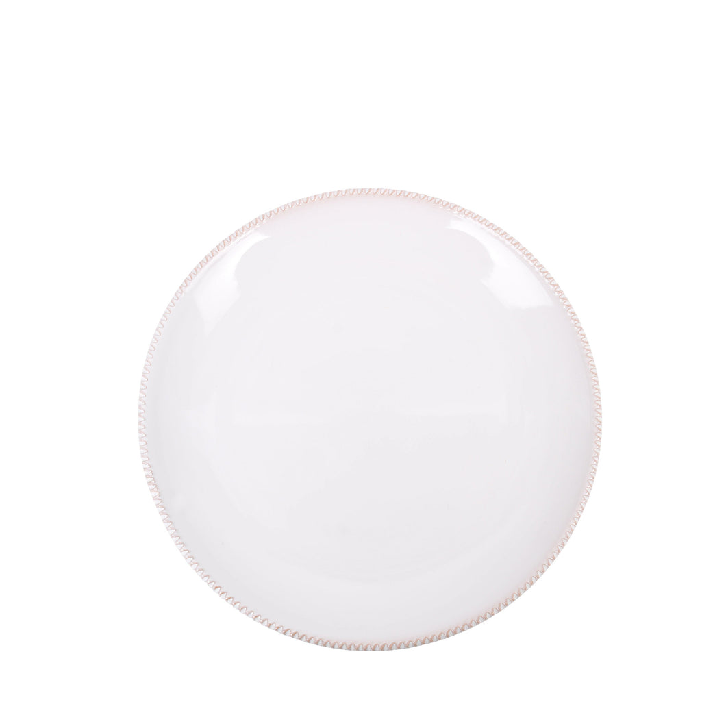 Apulian Side Plate, white 20cm