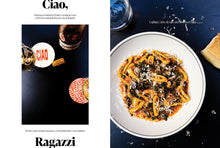 Load image into Gallery viewer, Eatable Volume 02: The Pasta Edition