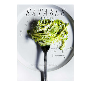 Eatable Volume 02: The Pasta Edition