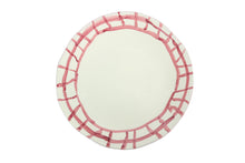 Load image into Gallery viewer, Apulian Entrée Plate, Red