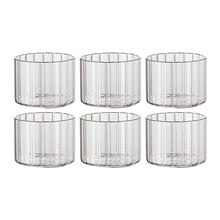 Load image into Gallery viewer, Italian short wine tumblers - set of 6 by Bitossi