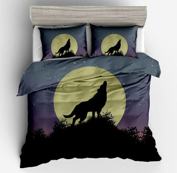 Howling Bedding Set