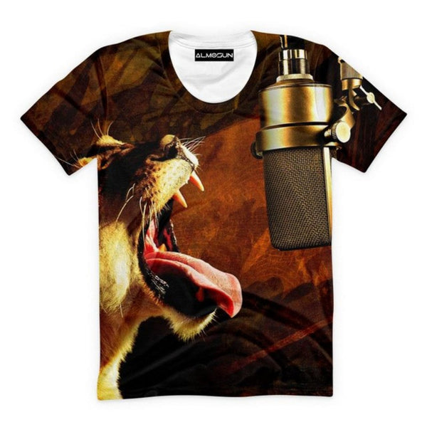 Tiger Singer T-Shirt
