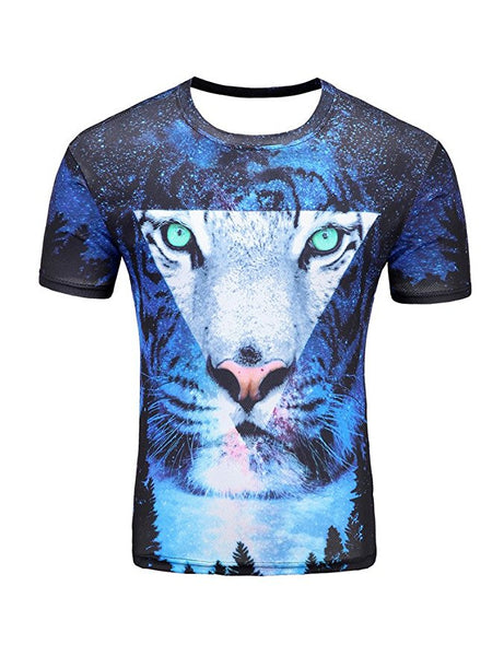 White Tiger Mystical T-Shirt