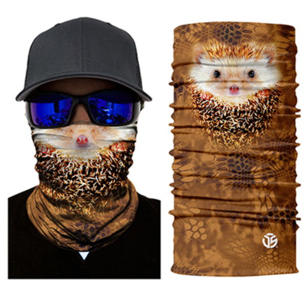Hedgehog Neck Gaiter / Bandana