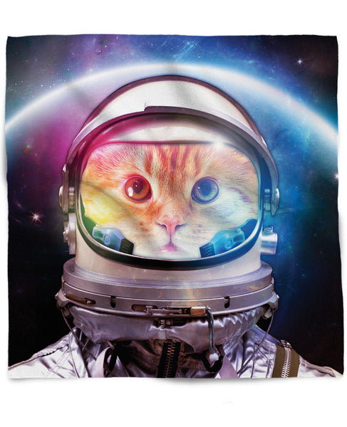 Space Cat Bandana