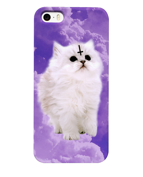 Satan Cat Phone Case