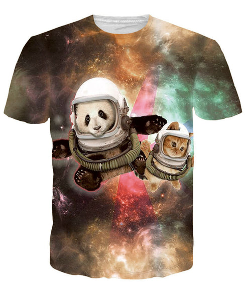 Beloved Astronaut Pals T-shirt