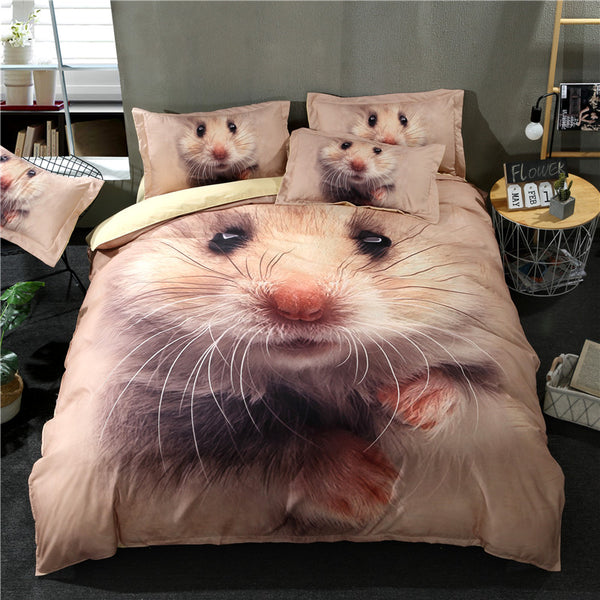 Hamster Bedding Set