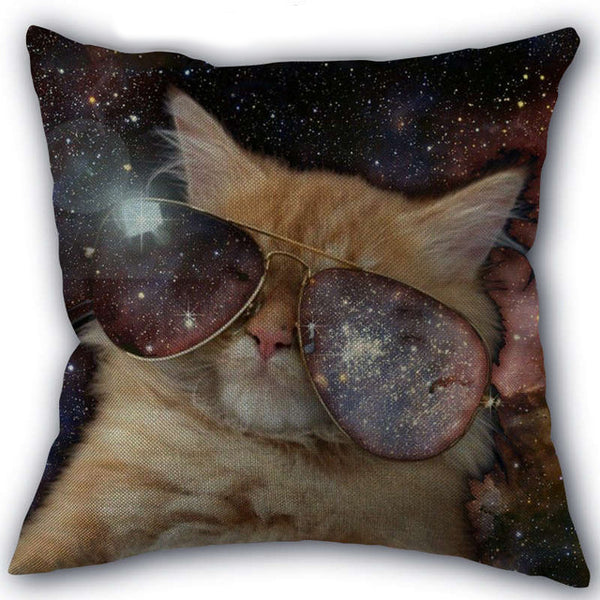 Cool Cat in Space