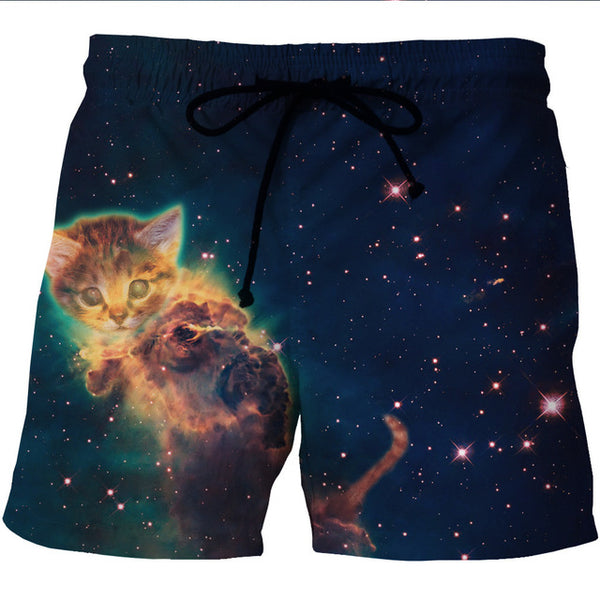 Kitten Nebula Shorts