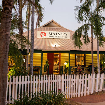 February Facelift for Matso's Broome Brewery