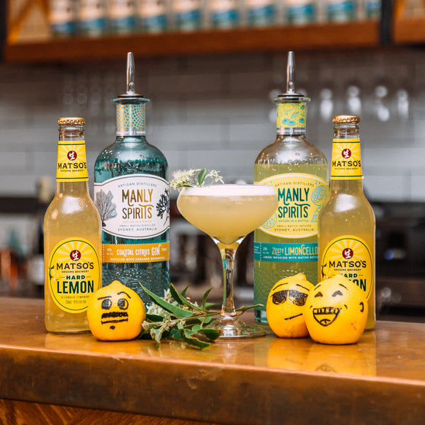 Matso's Lemon Gang Fizz