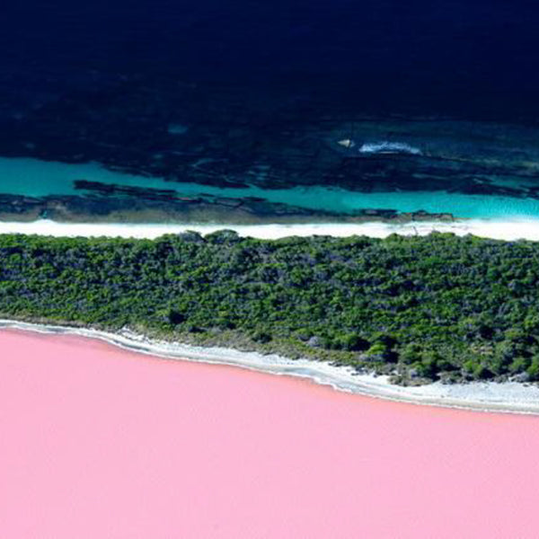 Go Extraordinary! A tour of Australia's Pink Lakes