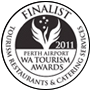 WA Tourism Awards 2011 Finalist