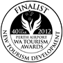WA Tourism Awards 2012 Finalist