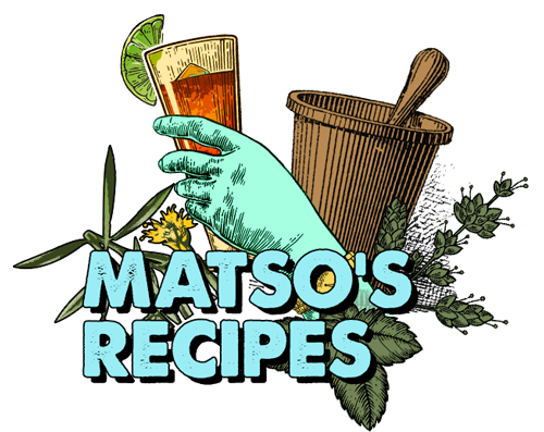 matsos's recipes badge