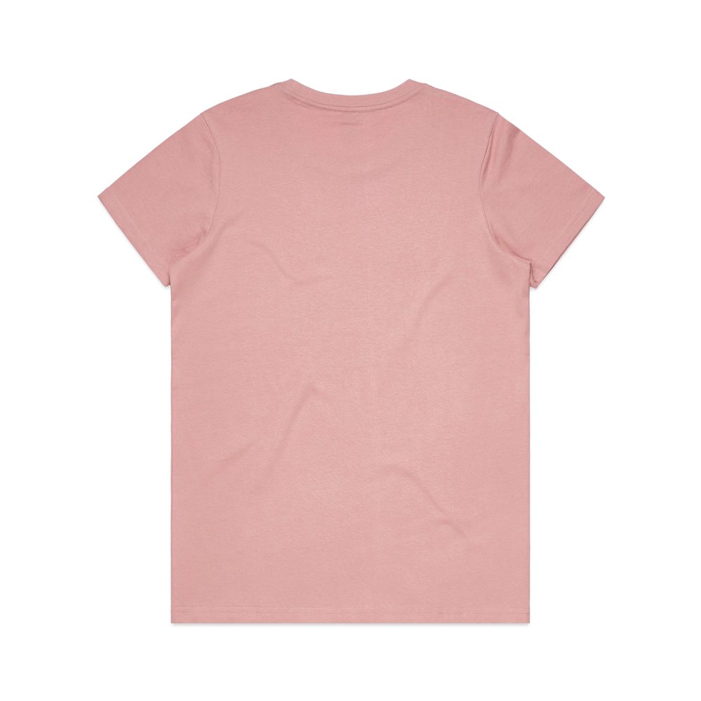 Matso's Logo Female Tee - Rose