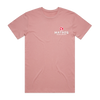 Matso's Logo Male Tee - Rose