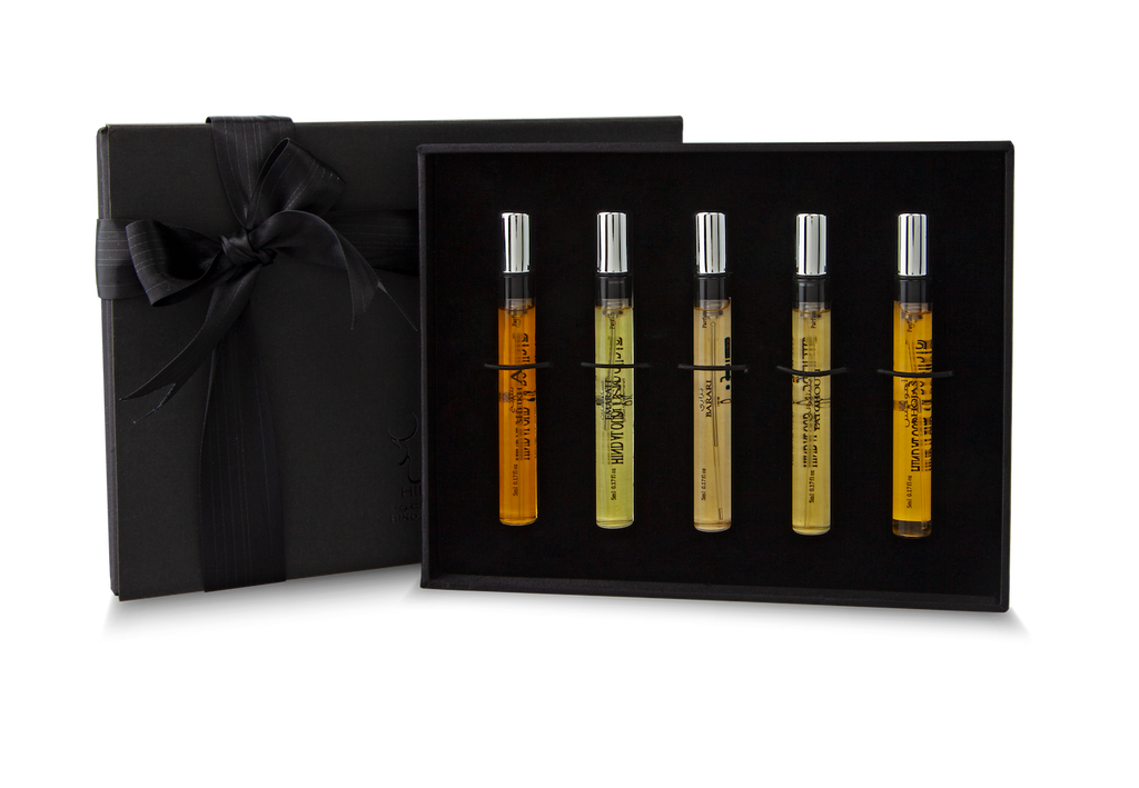 Hind Al Oud Discovery 5x5ml - Set 2