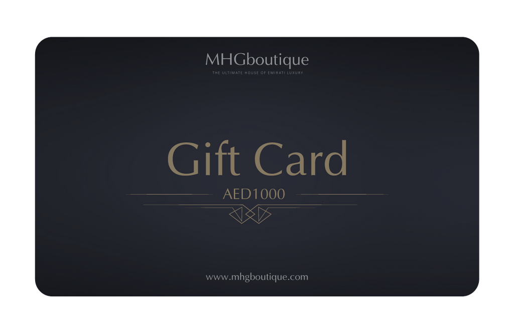 MHGboutique Gift Card Dhs. 1,000.00 AED MHGboutique Gift Card